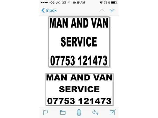 07753121473 THE TRANNY VAN MAN.PRO RELIABLE MAN AND VAN