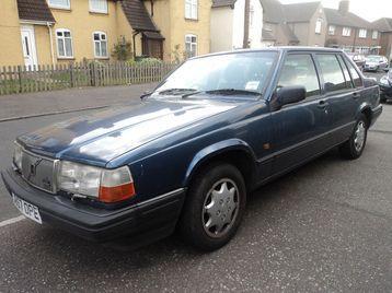1991 VOLVO 940 2.0 SE Turbo 4dr Auto Turbo Saloon