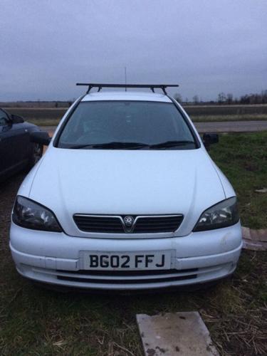 1.7 Astra Van 2002