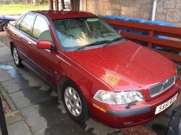2001 VOLVO S40 SE 2 OWNERS MINT CONDITION MOT OCTOBER 12 FULL LEATHER