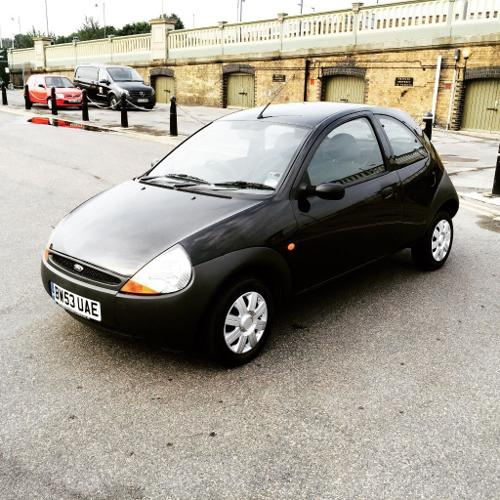 ** 2004 FORD KA * ONE YEAR MOT * SERVICE HISTORY * LOW