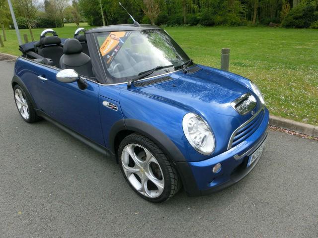 2005 Mini Mini 1.6 ( Chili ) Cooper S ****BUY FOR ONLY
