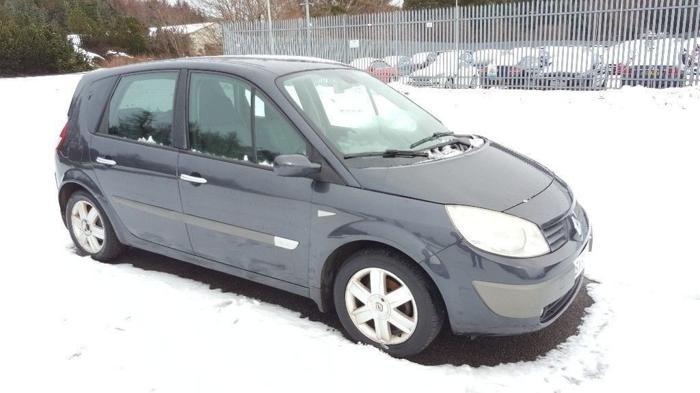2005 Renault Scenic Dynamique MPV 5 Door 6 Month MOT
