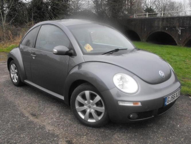 2006 Volkswagen Beetle 2.0 3dr