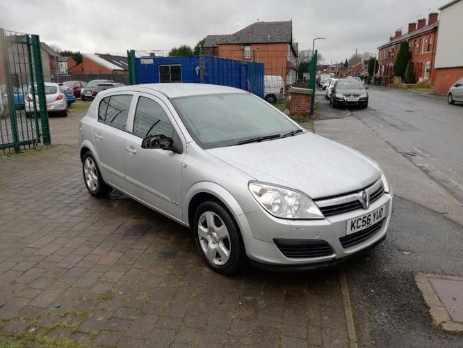 2007 (56 reg), Vauxhall Astra 1.4 i 16v Club 5dr