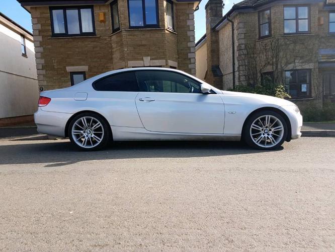 2007 BMW 320D / 1 Years MOT / £££ Spent