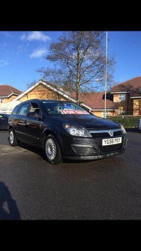 2007 Vauxhall Astra cdti estate