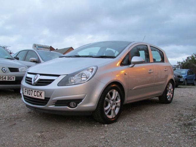 2007 Vauxhall/Opel Corsa 1.2i 16v ( a/c ) SXi