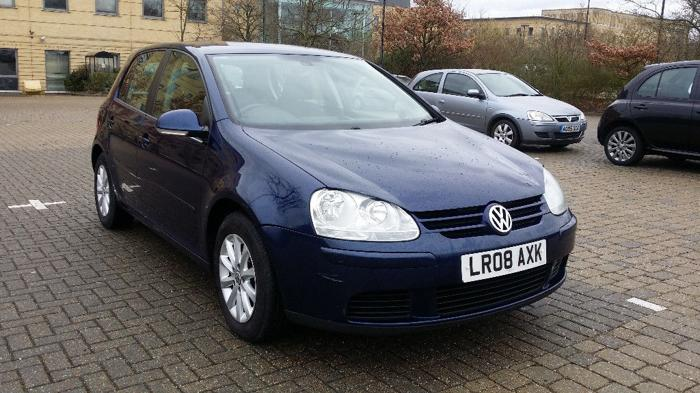2008 Volkswagen Golf 1.9 TDI Match 5dr with FULL