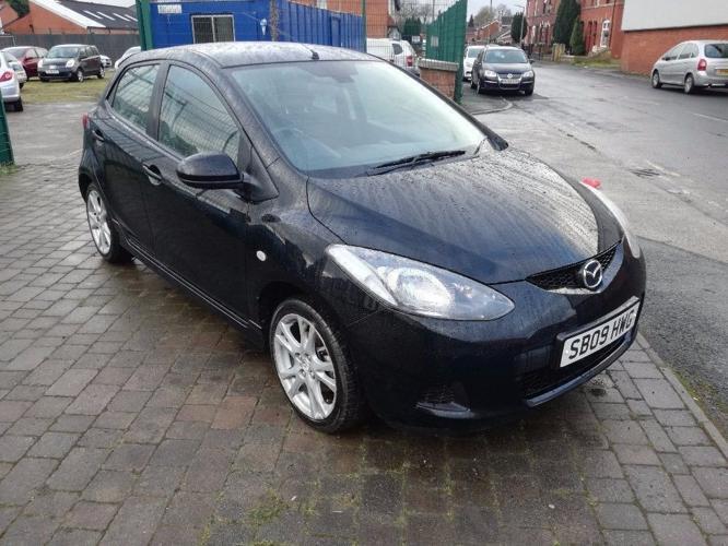 2009 (09 reg), Mazda2 1.5 Sport 5dr Hatchback, £2,595