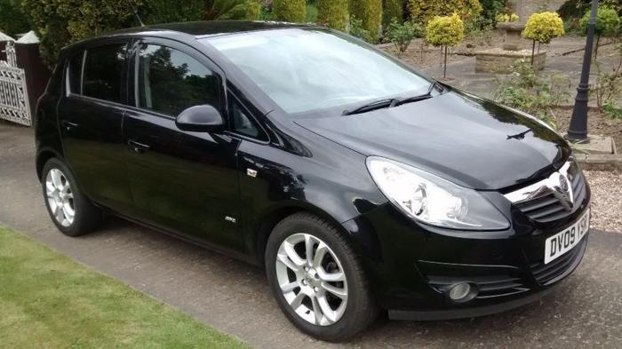 2009 (09reg) Vauxhall Corsa 1.4 SXI Full Service