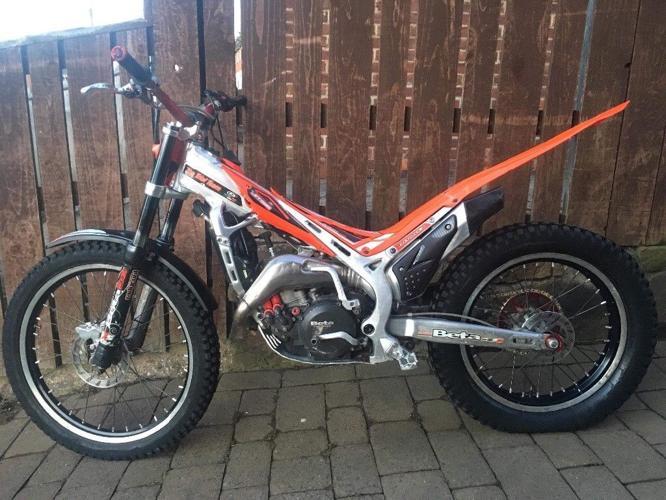 2010 Beta EVO 2T 290 bike for Sale !