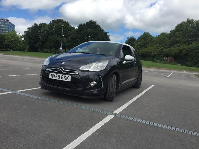 2010 Citroen DS3 1.6 DSPORT 155 bhp Full Leather Top