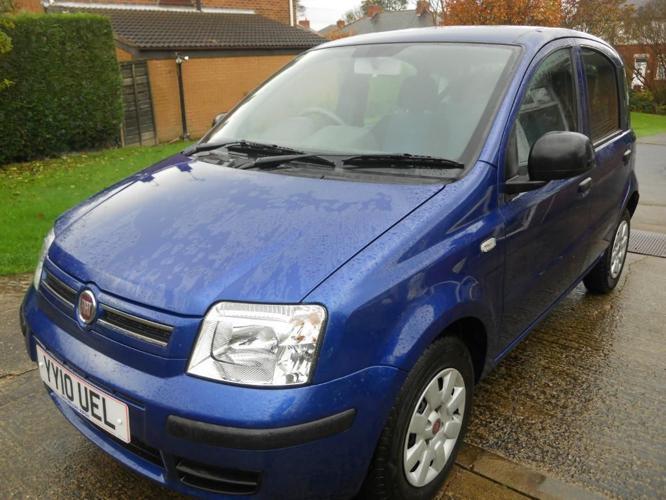 2010 Fiat Panda 1.2 Dynamic ECO 5dr Low mileage £30