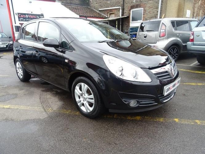 2010 Vauxhall Corsa 1.3 CDTi ecoFLEX 16v SXi 5dr 1