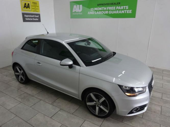 2011,Audi A1 1.6TDI 105bhp Sport***BUY FOR ONLY £38 PER
