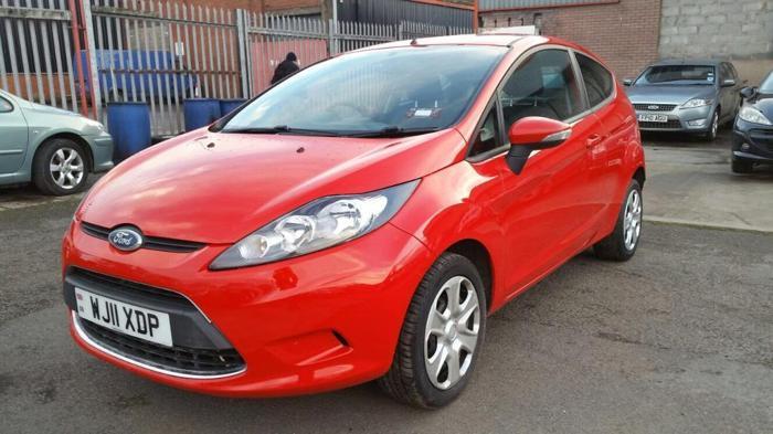 2011 Ford Fiesta 1.2 petrol 3 door hatchback genuine