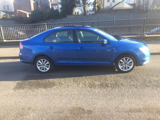 2013 13reg Seat Toledo 1.6 Tdi Cheapest New Shape