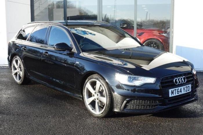2014 Audi A6 Avant 2.0 TDI ultra Black Edition S Tronic