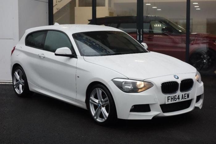 2014 BMW 1 Series 2.0 116d M Sport Sports Hatch 3dr