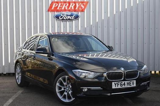 2014 BMW 3-Series 320d BluePerformance Luxury 4 door