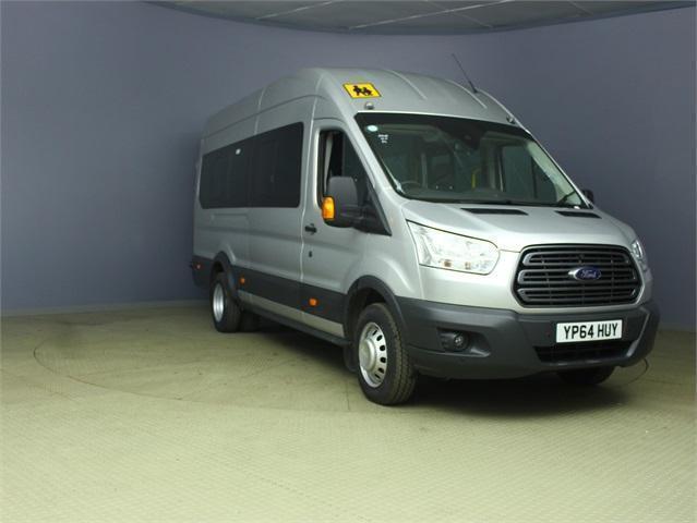 2014 FORD TRANSIT 460 TDCI 155 L4 H3 TREND 17 SEAT BUS
