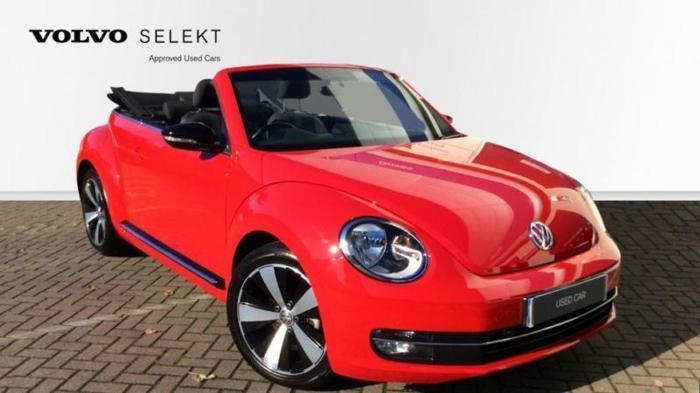 2016 Volkswagen Beetle 2.0 TDI 150 Sport 2dr DSG Auto
