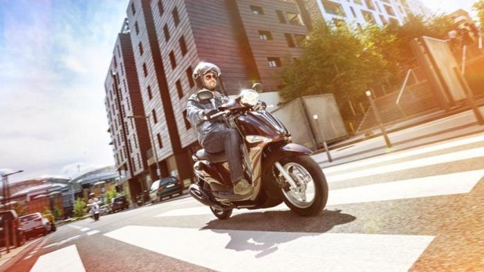 2016 Yamaha D'elight 114.00 cc