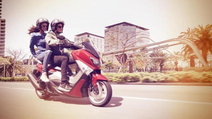 2016 Yamaha NMAX 125.00 cc