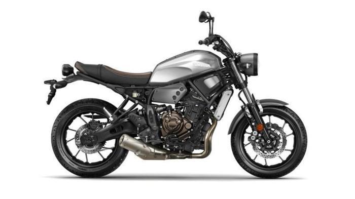 2016 Yamaha XSR700 ABS 689.00 cc