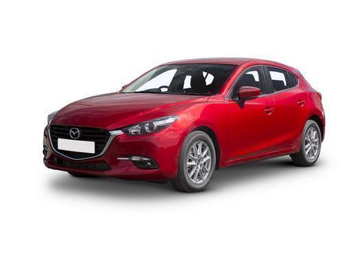 2018 Mazda 3 2.0 SE 5 door Petrol Hatchback