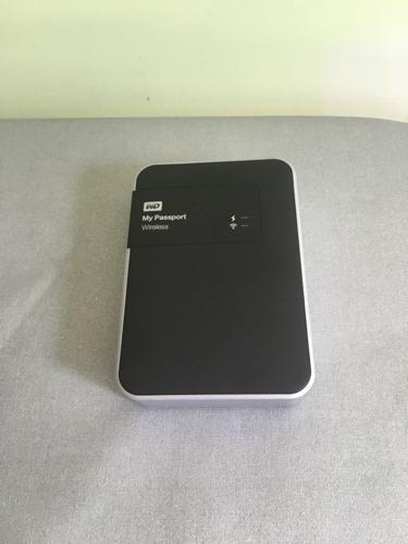 2TB Western Digital my passport wireless hard