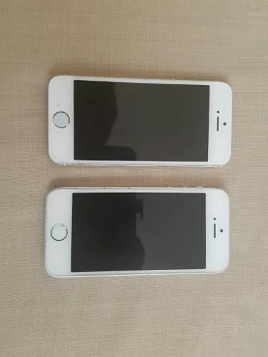 2x iphone 5 s 16 gb unlocked