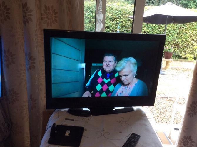 32inch Flat screen Technika TV