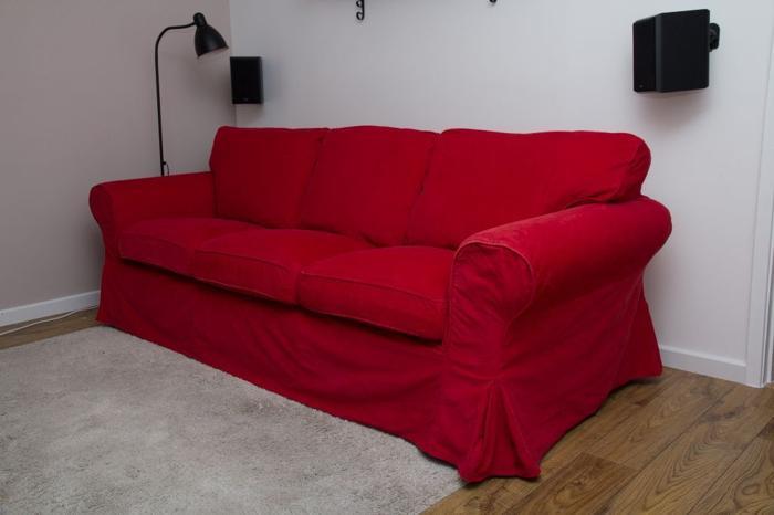 3 seater ikea ektorp sofa