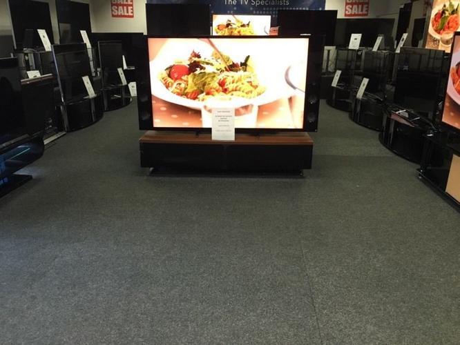 40 Samsung UE40JU6445 Ultra HD 4K Freeview HD Smart LED