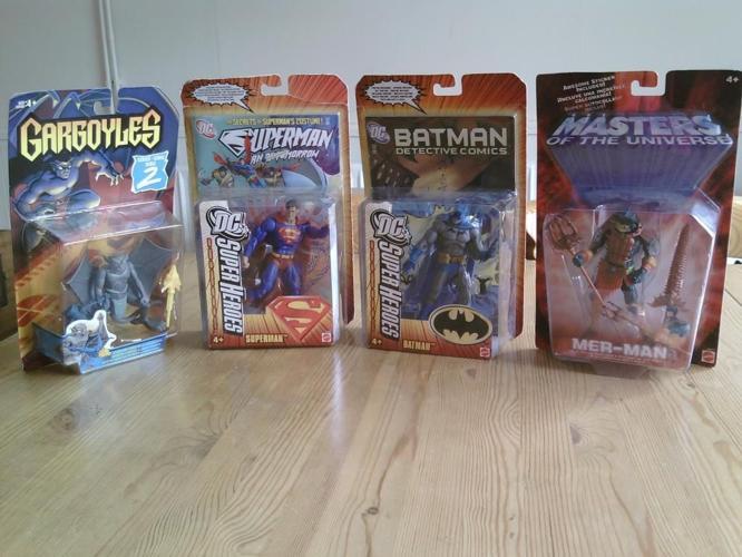 4 Boxed sealed rare 6