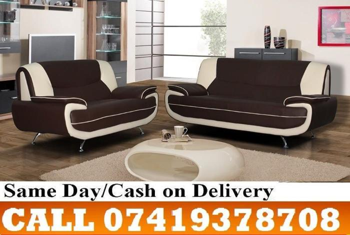 50 % OFF SALEBLACK AND WHITE KEROL 3 AND 2 SEATER