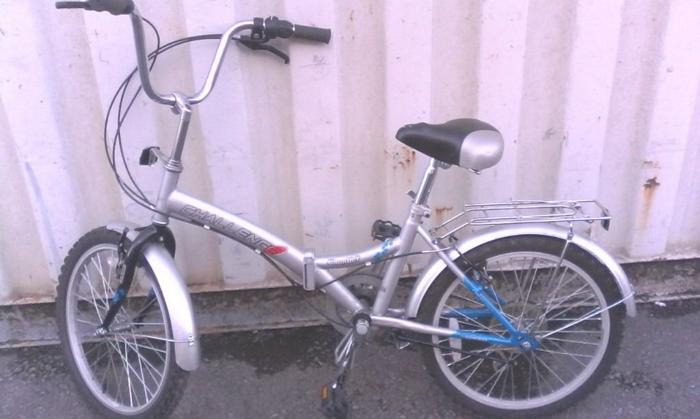5 X FOLDING BIKES AVAILABLE FOR SALE