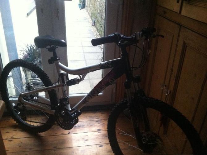 6 gear bike