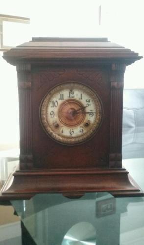 Ansonia 8 day sussex clock