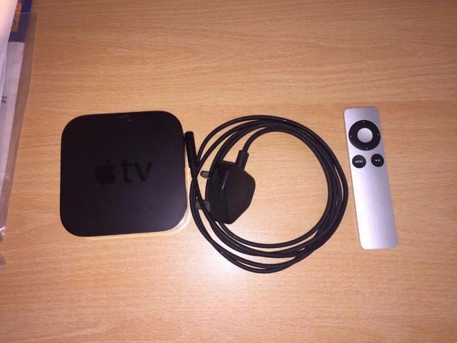 Apple TV (2nd generation) Model number: A1378