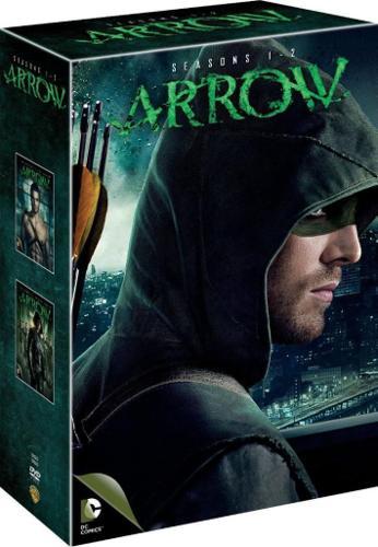 Arrow Seasons 1 - 2. Brand New Sealed