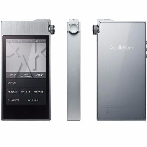 Astell&Kern AK100 II 64 GB Brushed Aluminium Portable