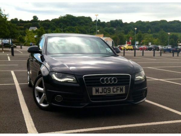 Audi A4 S line Executive