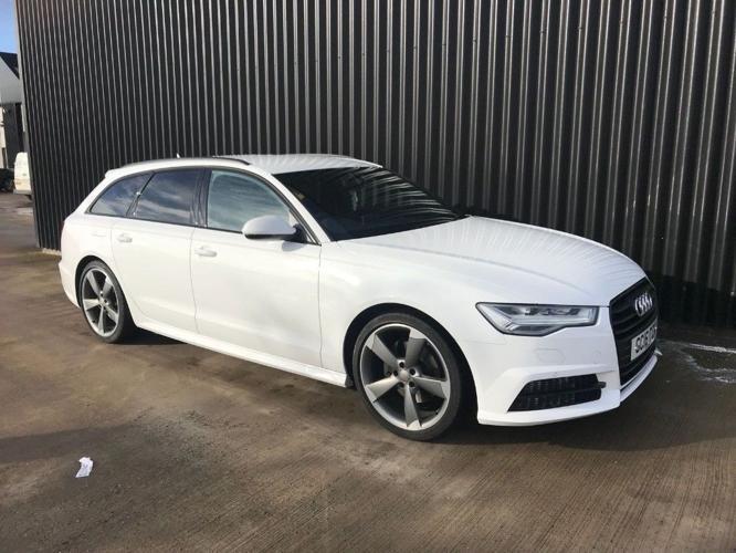 Audi A6 Avant 2.0 TDI ultra Black Edition Avant S