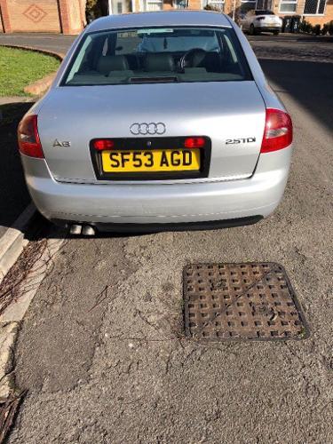 Audi A6 Sline diesel
