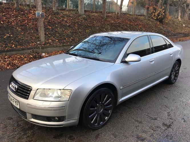 Audi A8 3.0 V6 2005