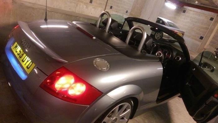 Audi TT 1.8 T Roadster Quattro 2dr - Excellent