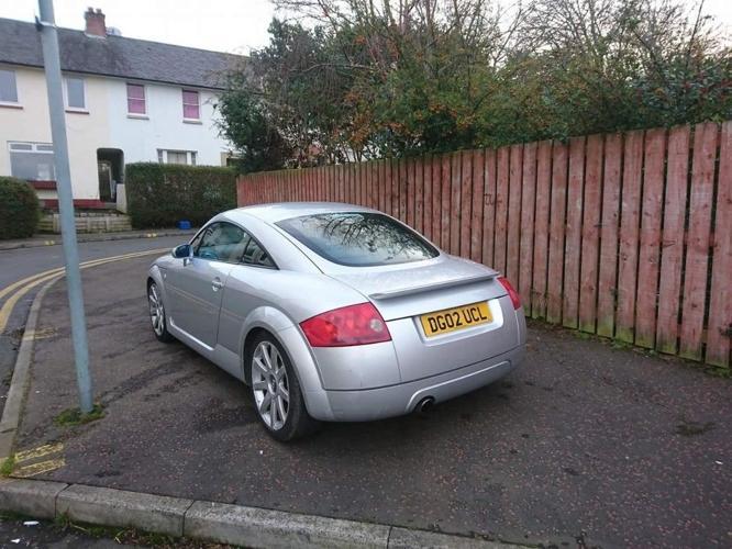 Audi tt 1.8t quattro swap/ sale